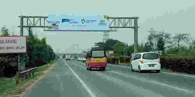Tol Tangerang Merak Dipastikan Lancar Untuk Cabang Olahraga Pentathlon