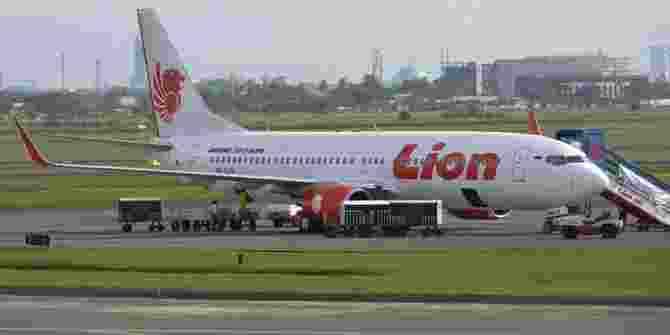 Lion Air Membatalkan 26 Penerbangan Ke Palu