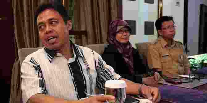 Polisi Limpahkan Berkas Kasus Nur Mahmudi Ke Kejaksaan