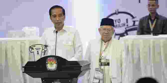 Relawan Jokowi Harap Bisa Memimpin 1 Periode Lagi