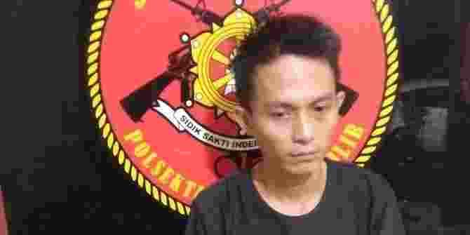 Seorang Pria Mencuri Uang Di Rumah Anggota Polisi Untuk Kencan