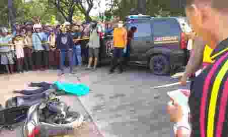 Tikam Petugas Seorang Begal Di Makassar Ditembak Mati