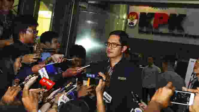 Keluarga Jokowi Disebut Dalam Pemeriksaan Kasus Korupsi Bakamla