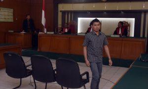 Brigadir Ali Divonis 2 Tahun Penjara Terkait Bisnis Ilegal