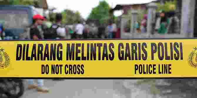 Diduga Karena Dendam Oknum Polisi Tembak Warga Ciracas