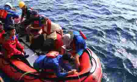 Seorang Anggota Tim SAR Lion Air Meninggal Saat Pencarian Korban