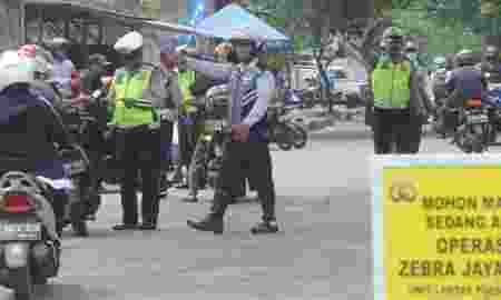 Tiap Menilang Polisi Mendapat Insentif 10 Ribu