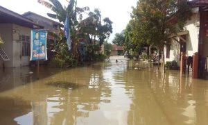 Beberapa Titik Rawan Banjir Di Solo