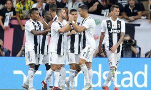 Juventus Unggul Di Liga Italia Seri A