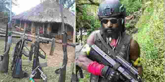 TNI Masih Mencari 5 Korban Penembakan KKB
