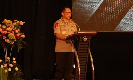 Amankan Pemilu Polri TNI Gelar Rapat Pimpinan
