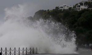 BMKG Peringatkan Gelombang Tinggi Hingga 7 Meter Di Perairan NTT