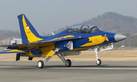 Jet Tempur TNI AU Menggelar Operasi Panah Di NTT