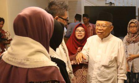 Maruf Berharap Menang Di Wilayah Tangerang