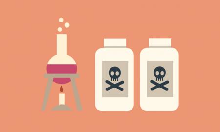 Polisi Temukan Butiran Narkoba Di Laboratorium Sekolahan