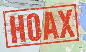 BMKG Mengatakan Jangan Menyebarkan Hoax Gempa pada Bulan Februari