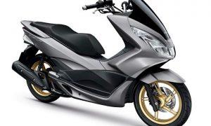 Honda Meluncurkan PCX Terbaru yang Lebih Elegan