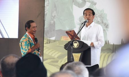 Jokowi Berjanji Tunjangan Kinerja Badan Pertanahan Bakal Diberi Maksimal