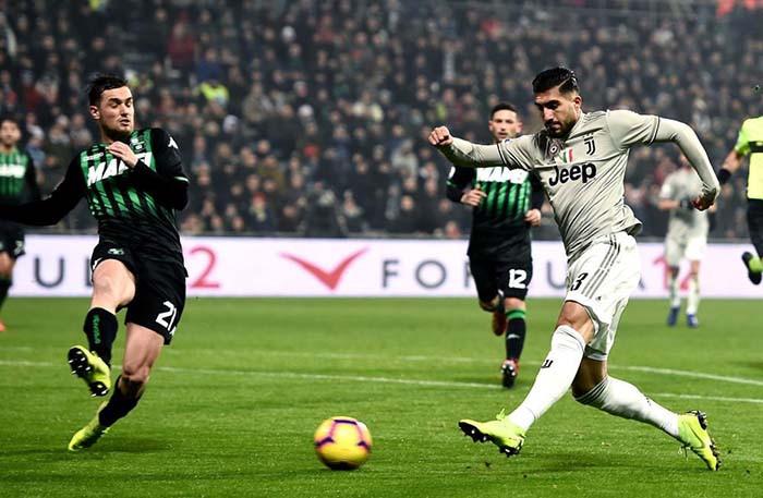 Juventus Kembali Memperjarak Poin dengan Napoli