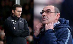 Lampard Menanggapi Isu Dirinya Akan Gantikan Sarri di Chelsea