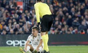 Pelatih Madrid Khawatir dengan Kondisi Llorente yang Cedera Lagi