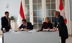 Perjanjian Indonesia dengan Swiss Tentang Hukum Timbal Balik Mendapat Apresiasi