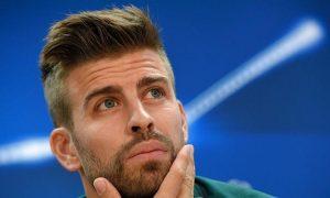 Pique Cemas dengan Penampilan Barcelona yang Semakin Buruk