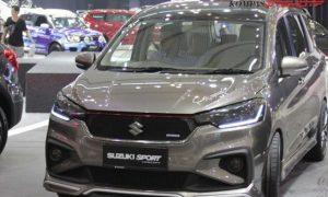 SUV Ertiga Pesaing Xpander Bakal Hadir pada Tahun Ini