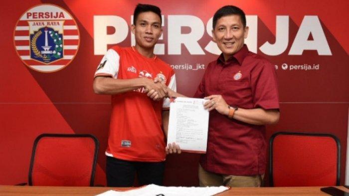 Bekas Pemain Sriwijaya FC Geser ke Persija Jakarta